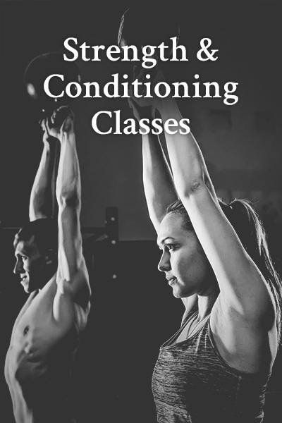 Strength & Conditioning Classes